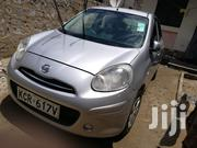Nissan March 2010 Silver | Cars for sale in Mombasa, Tudor