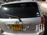 Toyota Fielder 2007 Silver | Cars for sale in Nakuru, Naivasha East