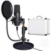 MAONO – AU-AO4TC Condenser Microphone Kit With Aluminum Storage Case | Audio & Music Equipment for sale in Nairobi, Nairobi Central