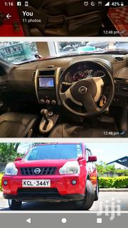 Nissan X-Trail 2.0 Petrol XE 2011 Red   Cars for sale in Nairobi, Nairobi Central