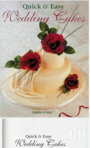 Wedding Cake Recipe Book | Books & Games for sale in Nairobi, Nairobi Central