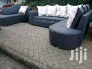 Simple Modern Ready Made Sectional Sofa | Furniture for sale in Nairobi, Ngara