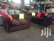 Elegant Quality 5 Seater Chesterfield Sofa | Furniture for sale in Nairobi, Ngara