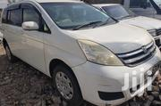 Toyota ISIS 2008 White   Cars for sale in Nairobi, Harambee