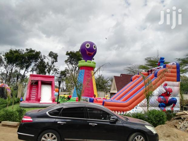 Bouncing Castles,Trampolines,Water Slides From