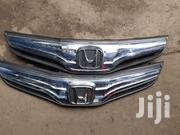 Clean Honda Fit Hybrid Front Grille Auto Car Body Parts | Vehicle Parts & Accessories for sale in Nairobi, Nairobi Central