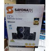 Sayona SHT-1209 Channel 2.1 5500W Subwoofer | Audio & Music Equipment for sale in Nairobi, Nairobi Central