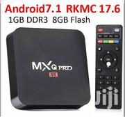 Mxq Pro Android Box Black. | TV & DVD Equipment for sale in Nairobi, Nairobi Central