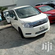 Honda Stepwagon 2012 White | Cars for sale in Mombasa, Tononoka