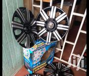 Set Grey/Black Car Wheel Covers, | Vehicle Parts & Accessories for sale in Nairobi, Nairobi Central