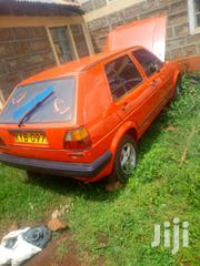 Volkswagen Golf 1992 Red | Cars for sale in Kiambu, Hospital (Thika)