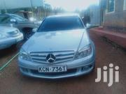 Mercedes-Benz C200 2010 Silver | Cars for sale in Nairobi, Karura