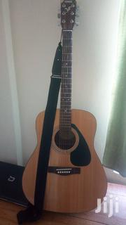 Yamaha F310 Acoustic Guitar With Strap | Musical Instruments for sale in Kirinyaga, Thiba