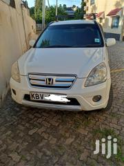 Honda CR-V 2006 White | Cars for sale in Nairobi, Nairobi South
