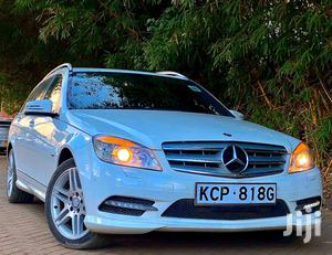 Mercedes-Benz C200 2010 White