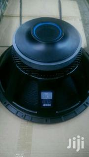 RCF 18 Speaker"
