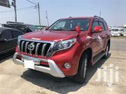 Toyota Land Cruiser Prado 2015 Red | Cars for sale in Mombasa, Shimanzi/Ganjoni
