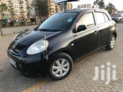 Nissan March 2010 Black | Cars for sale in Nairobi, Roysambu