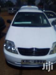 Toyota Corolla 2002 1.5 Break Automatic White | Cars for sale in Nairobi, Mountain View