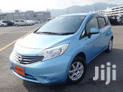 Nissan Note 2012 1.4 Blue | Cars for sale in Mombasa, Tudor