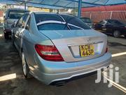 New Mercedes-Benz C200 2012 Silver | Cars for sale in Nairobi, Kilimani