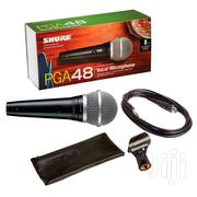 Shure PGA48 Corded Microphone | Audio & Music Equipment for sale in Nairobi, Nairobi Central