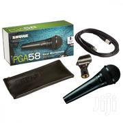 Shure PGA58 Corded Microphone | Audio & Music Equipment for sale in Nairobi, Nairobi Central
