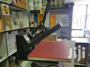 Flat Bed Heat Press Machine | Printing Equipment for sale in Nairobi, Nairobi Central