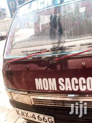 Nissan Matatu Red For Sale | Buses for sale in Kwale, Ukunda