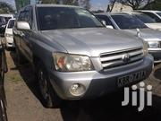 Toyota Kluger 2008 Gray | Cars for sale in Nairobi, Kilimani