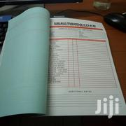 Self Carbonated Invoice Books Printing And Many More | Manufacturing Services for sale in Nairobi, Nairobi Central