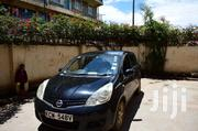 Nissan Note 2012 1.4 Black | Cars for sale in Nairobi, Kasarani