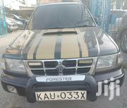 Subaru Forester 2003 Black | Cars for sale in Mombasa, Shimanzi/Ganjoni