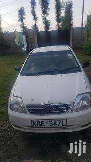 Toyota Corolla 2001 White | Cars for sale in Nakuru, Nakuru East