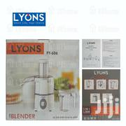 Lyons 5 In1 Blender With Grinding Professional Machine 1.5L - FY-606 | Kitchen Appliances for sale in Nairobi, Westlands