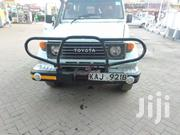 Toyota Land Cruiser 1998 White | Cars for sale in Nairobi, Mugumo-Ini (Langata)