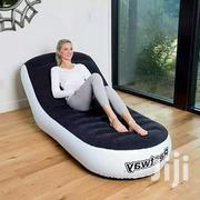 Ultra Lounge Inflatable Chair With Pump | Furniture for sale in Mombasa, Port Reitz