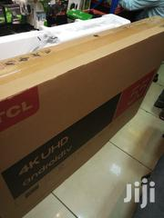 """55"""" Tcl C6 Android 4k 