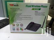 Topsonic S100 Fixed Wireless Gsm Desktop Phone   Home Appliances for sale in Nairobi, Nairobi Central