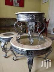 Antique Coffee Table With Side Stools | Furniture for sale in Nairobi, Nairobi Central