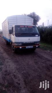 Mitsubishi Canter 4d32 2006 White | Trucks & Trailers for sale in Uasin Gishu, Simat/Kapseret