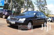 Mercedes-Benz C180 2004 Black | Cars for sale in Kiambu, Township E