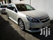 Subaru Legacy 2013 White | Cars for sale in Mombasa, Shimanzi/Ganjoni