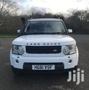 Land Rover LR4 2012 HSE White | Cars for sale in Nairobi, Kilimani