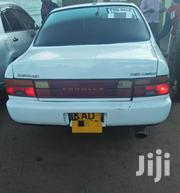 Toyota Corolla 1995 White | Cars for sale in Kiambu, Thika