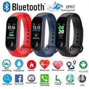 M3 Inteligence Smart Band Blood Pressure & Heart Rate Measure | Smart Watches & Trackers for sale in Nairobi, Westlands