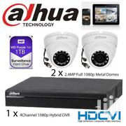 2 Dahua Complete Set Up | Photo & Video Cameras for sale in Nairobi, Nairobi Central