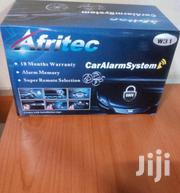 Afritec Car Alarm With Cutoff, Free Installation | Vehicle Parts & Accessories for sale in Kiambu, Hospital (Thika)