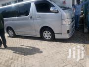 New Toyota HiAce 2013 Silver   Buses for sale in Mombasa, Tudor