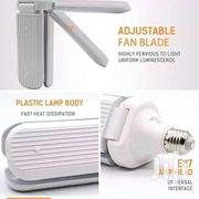 Fan Shaped LED BULBS | Home Appliances for sale in Mombasa, Mji Wa Kale/Makadara